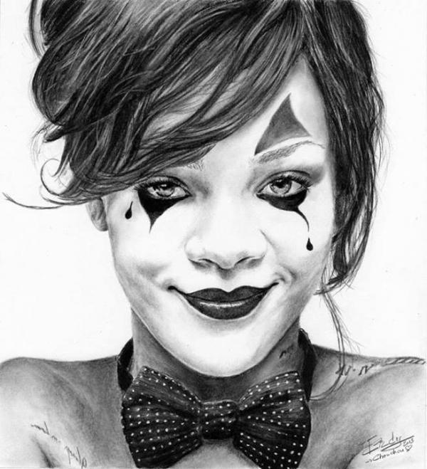 Rihanna by Cindymf